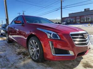 2016 Cadillac CTS Sedan Luxury Collection 3.6, AWD, Immaculate