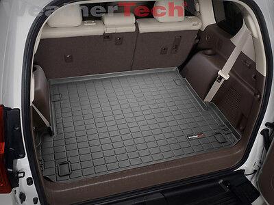 WeatherTech Cargo Liner Trunk Mat for Lexus GX460 w/3-Zone 2010-2018 - Black