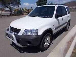 2001 Honda CR-V Wagon Mount Louisa Townsville City Preview