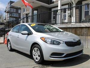 2015 Kia Forte LX / 1.8L I4 / 6spd manual / FWD *Affordable*