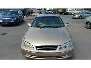 2000 toyota camry xle  TEL 514 249 4707