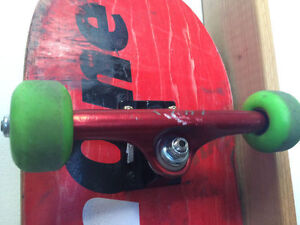 Complete pro skateboard w/new trucks Strathcona County Edmonton Area image 3