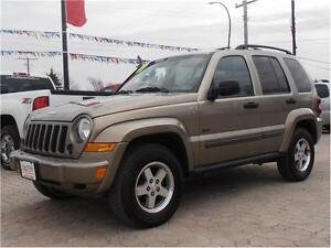 2007 Jeep Liberty Sport 4WD Rocky Mountain Edition