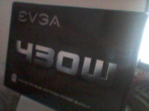 EVGA 430W 80+ Gold Certified Power Supply