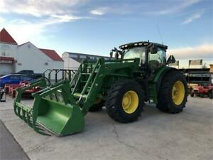 JOHN DEERE 6140R TRACTOR w/H360 LOADER MUST GO! OFFERS!