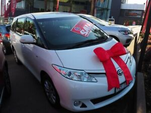 2015 Toyota Tarago ACR50R MY13 GLi White 7 Speed Constant Variable Wagon Brookvale Manly Area Preview