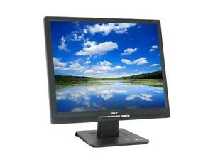 "Acer 20"" LCD Monitor"
