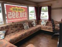 Cheap Pre Owned Static Caravan For Sale - ABI Arizona 30ft x 12ft x 2 Bed