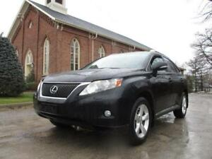 2010 Lexus RX 350 - CERTIFIED ONLY $12,999