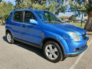 2002 Holden Cruze YG Blue 4 Speed Automatic Wagon Granville Parramatta Area Preview