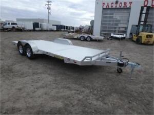 8218 Aluma Utility Trailer -*- Exclusive 5-Year Warranty -*-