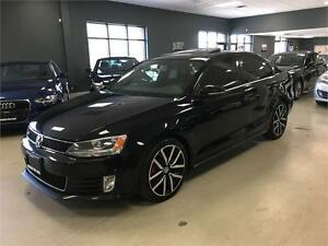 2012 Volkswagen Jetta GLI**NAVI**LEATHER**6SPEED MANUAL**