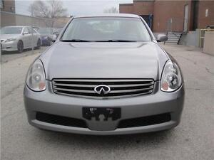 2006 INFINITI G 35,MINT CONDITION,FULLY LOADED,