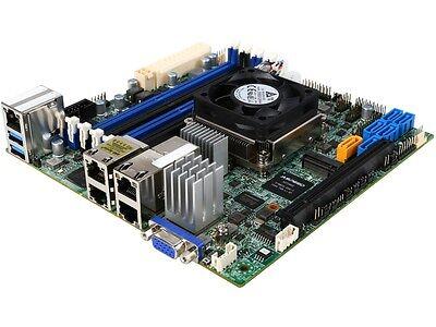 SUPERMICRO MBD-X10SDV-TLN4F-O Mini ITX Server Motherboard Xeon processor D-1541