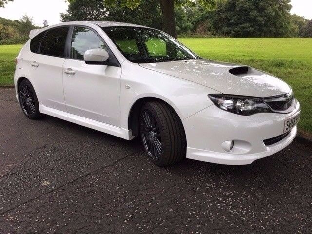 Subaru Impreza WRX-S - Rare White - in immaculate condition