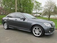 2009 (59) Mercedes-Benz C200 2.1CDI auto Sport ***FINANCE ARRANGED***