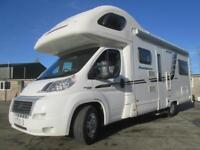 2011 SWIFT SUNDANCE 630L SIX BERTH, REAR LOUNGE MOTORHOME FOR SALE