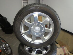 225-55-16 michelin et mags cadillac