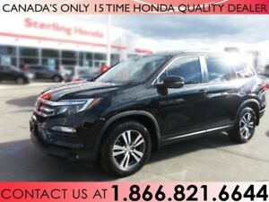 2016 Honda Pilot EX-L | HONDA PLUS WARRANTY | 1 OWNER | NO ACCID