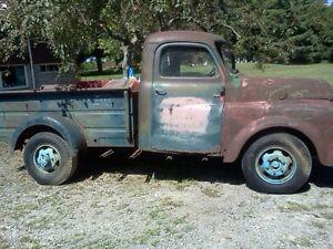 1951 B-Series Dodge Pickup - SURVIVOUR