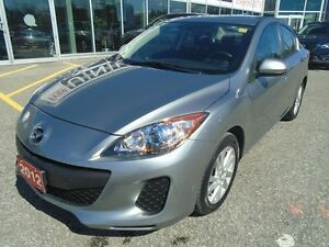 2012 Mazda Mazda3 **HEATED SEATS & CRUISE** GS SKYACTIV