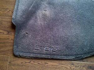 Volvo S80 Floor Mats OEM Factory 1999 2000 2001 2002 2003 Kingston Kingston Area image 3