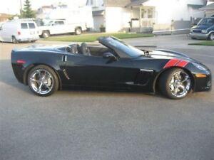 2010 Chevrolet Corvette Grand Sport 3 LT Convertible