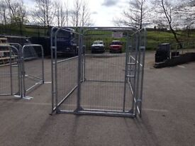 Dog/chicken/poultry animal pens/runs/enclosures £200