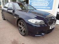 BMW 520 2.0TD 2012 d M Sport sat Nav Leather P/X