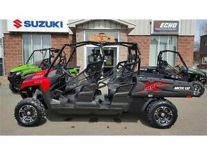 6 Seater!! 2017 Arctic Cat 700 HDX Prowler Crew ONLY $62 p/w OAC
