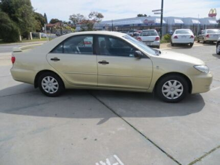 2004 Toyota Camry MCV36R Altise Gold 4 Speed Automatic Sedan St James Victoria Park Area Preview