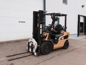 forklift Cat P5000