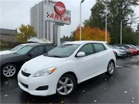 2010 Toyota Matrix XR ~ LOW KM 135KM ~ CERTIFIED ~ POWER OPTIONS Kitchener / Waterloo Kitchener Area Preview