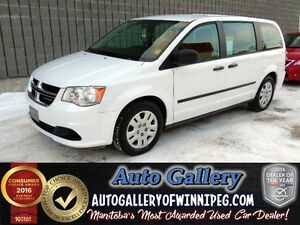 2016 Dodge Grand Caravan CVP *Low Price!!