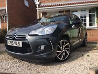 DS3 bluehdi Daryl Nav S/S Hatchback 1.6 manual Diesel