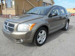 2008 DODGE Caliber SXT 2.0L Automatic Certified 155,000KMs