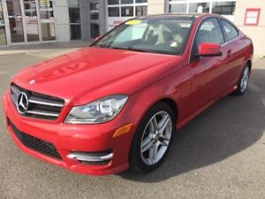 2015 Mercedes-Benz C-Class Only 3200KM! PST Paid.