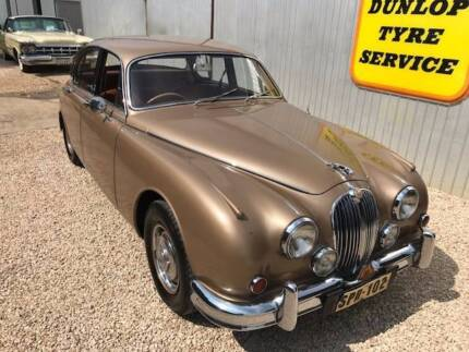 COLLECTABLE CLASSIC CARS - 1965 Jaguar MK II 3.4 AUTO Strathalbyn Alexandrina Area Preview