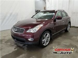 Infiniti QX50 AWD Cuir Toit Ouvrant Caméra 360° MAGS 2014