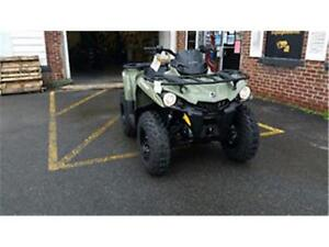 CAN-AM 450L $39.00 WEEKLY ALL IN WHILE SUPPLIES LAST.