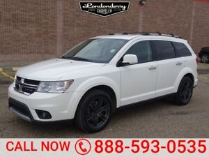 2014 Dodge Journey AWD RT Leather,  Heated Seats,  Back-up Cam,
