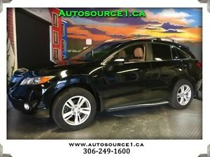 2013 Acura RDX 6-Spd AT AWD w/ Tech Pkg | TOP LINE | NEW TIRES