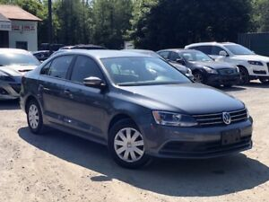 2016 Volkswagen Jetta Sedan 1.4 TSI Trendline + 5-SPEED Manual B