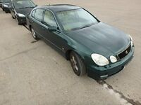 LEXUS GS300 MARK 2 ELECTRIC AERIAL BREAKING FOR SPARES