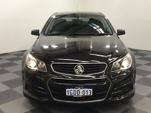 2014 Holden Commodore VF MY15 SV6 Black 6 Speed Manual Sedan Edgewater Joondalup Area Preview