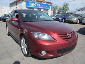Mazda 3 MAZDA3 (GARANTIE 2ANS INCLUS) FINANCEMENT MAISON 2006