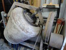 Cement mixer Korumburra South Gippsland Preview