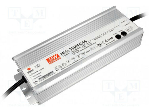 MEAN WELL HLG-320H-24A