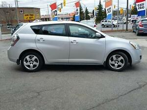 2009 PONTIAC VIBE-ONE OWNER-107,000 KM-CRUISE-EXTRA CLEAN!