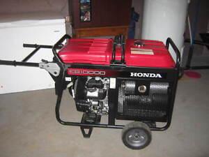 10000 watt honda generator